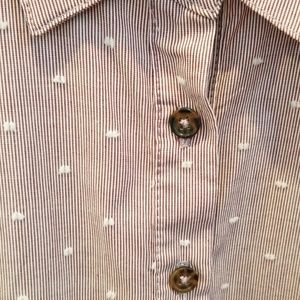 Modcloth Dresses - Broadcast Coordinator Shirt Dress Sz 2X pockets